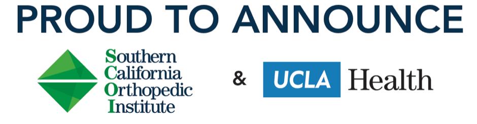 SCOI & UCLA Health Alliance | Southern California Orthopedic Institute