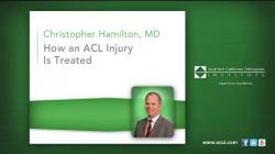 How an ACL Injury is Treated