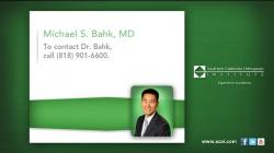 Introduction: Dr. Michael Bahk, MD