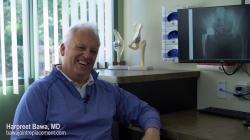 Patient Testimonial: BC, Anterior Total Hip Replacement