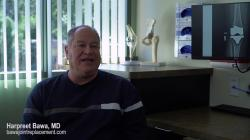 Patient Testimonial: SG, Total Knee Replacement