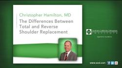 The Difference Between Total and Reverse Shoulder Replacement