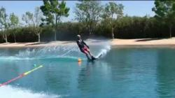 Dr. Jain's Patient Water Skiing 3 Months After Minimally Invasive TLIF (Lumbar Fusion)