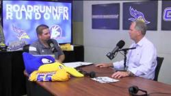 Dr. Christopher Hamilton on the Roadrunner Rundown (September 8th, 2015)